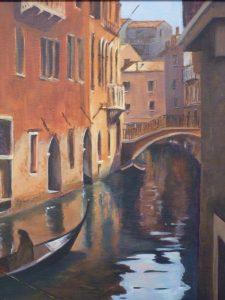 Gondola Ride,Venice