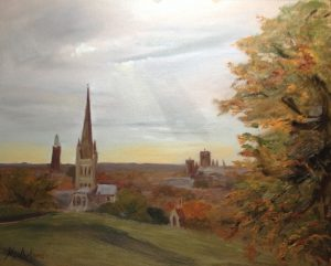 Mousehold to Norwich