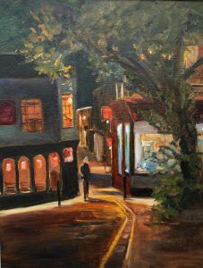 Nocturne - Paint Out Norwich