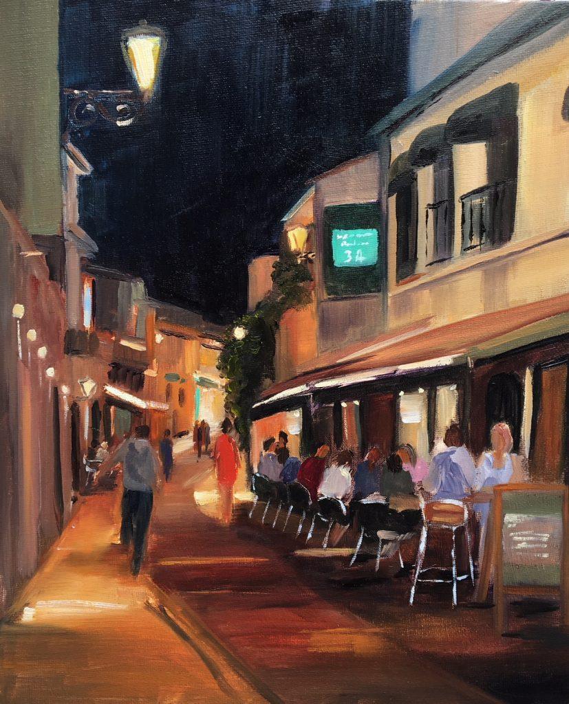 Night Street Nerja