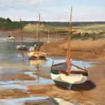 Tide's Out, Burnham Overy Staithe