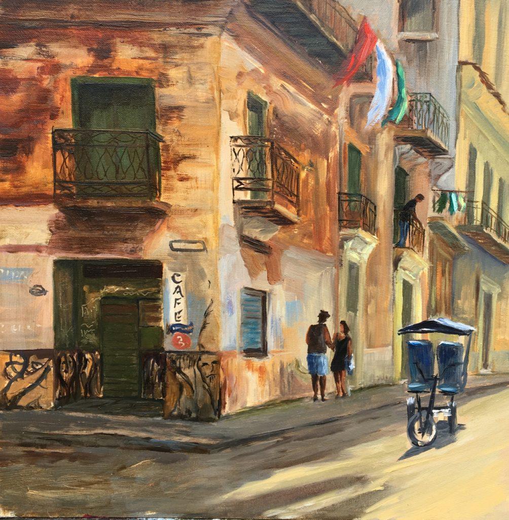 Obrapia, Old Havana