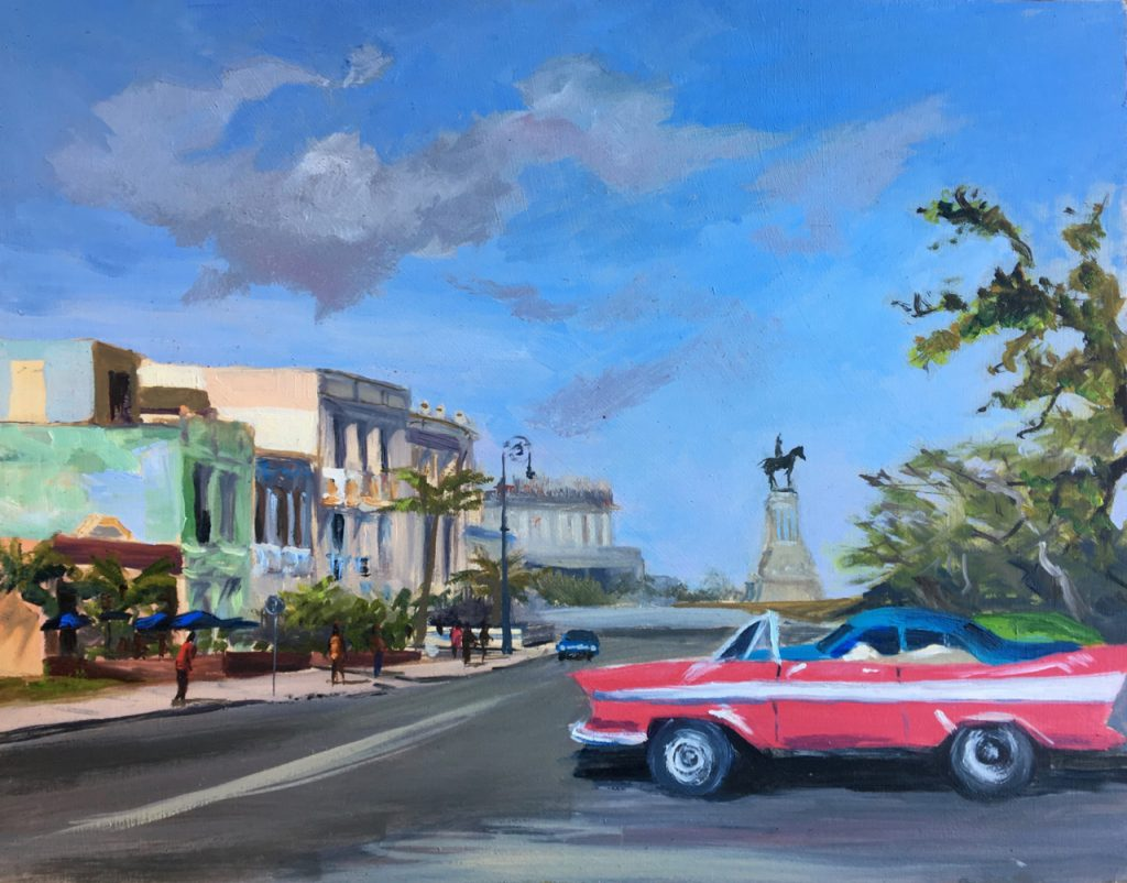 Pink Cadillac, Havana/2018