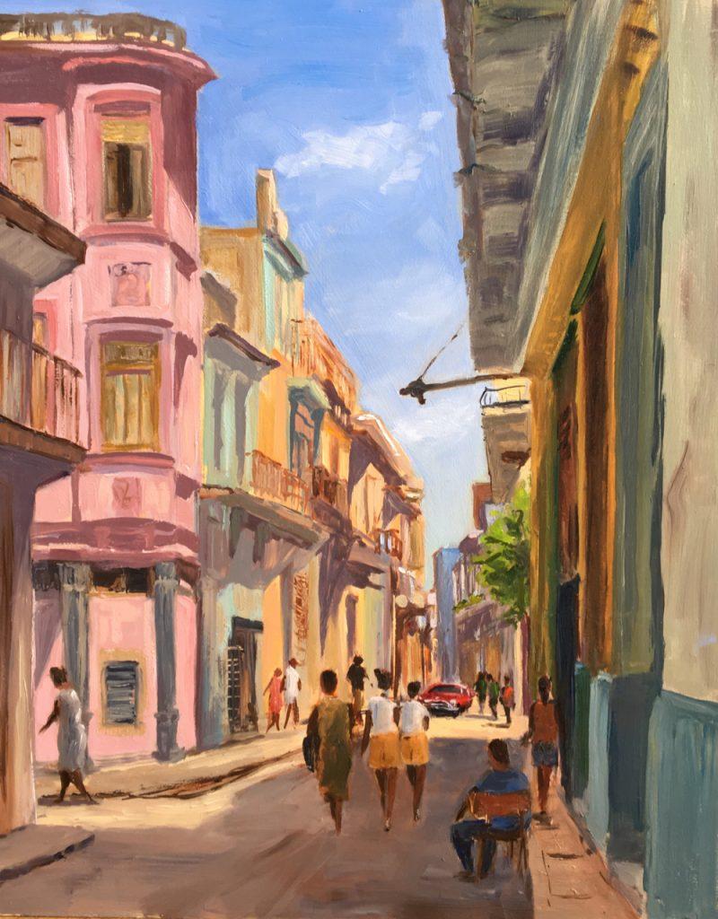 Pink House, Old Havana