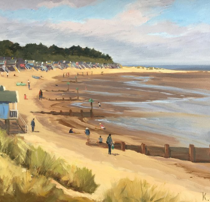 SOLD - Wells Beach from the Coast Watch