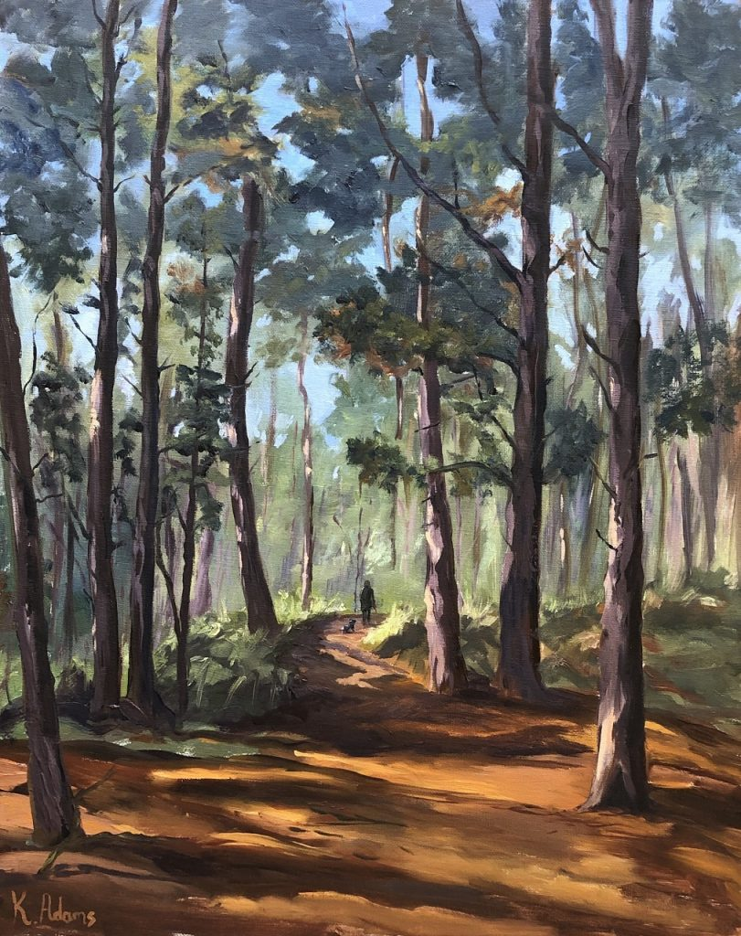 Pine Woods, Wells next the Sea