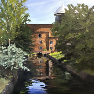 SOLD - The Mill, Overy Town