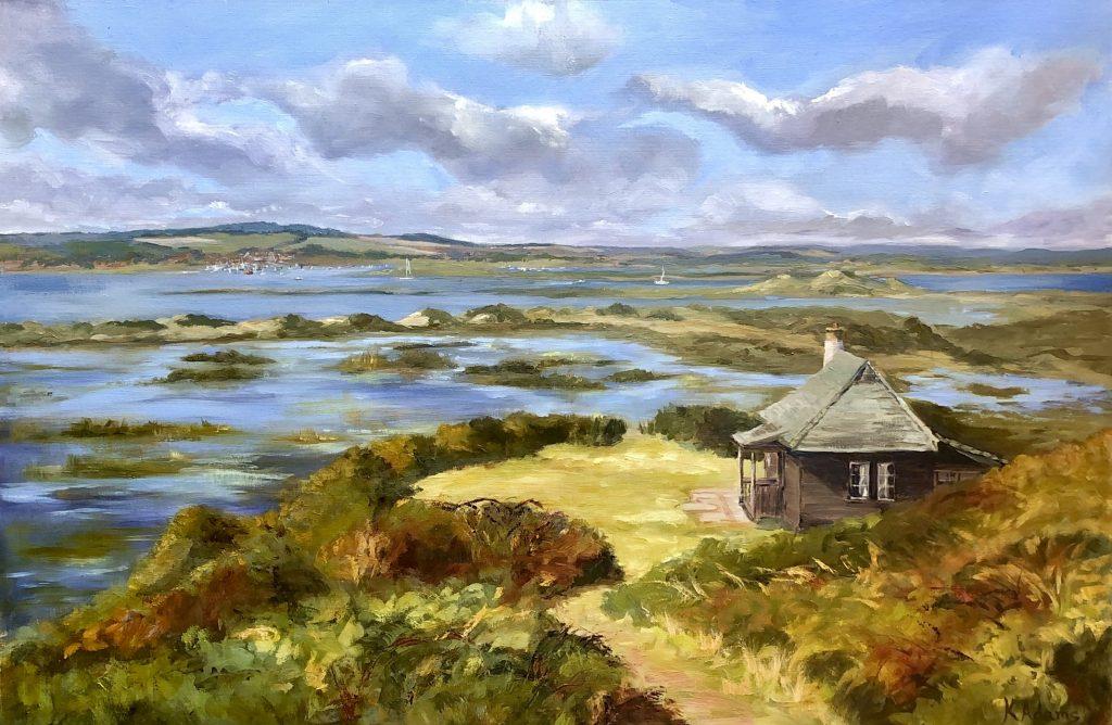 The Hut, Scolthead Island