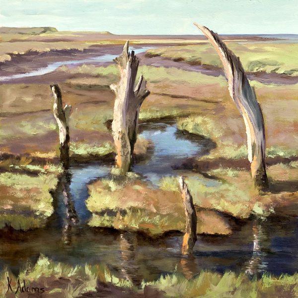 Old Stumps - Thornham