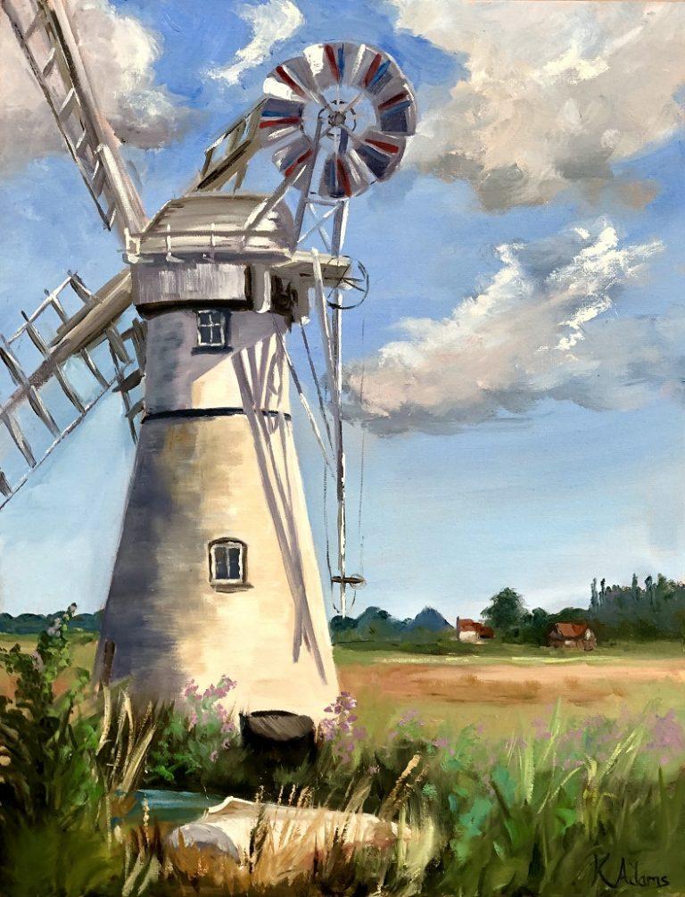 Thurne Windmill